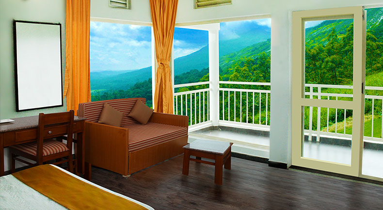 The Wind Munnar - best hotel to stay in Munnar